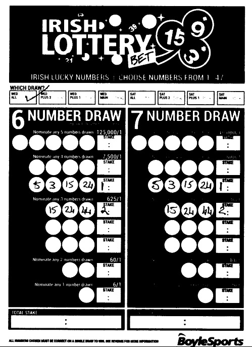 Cork Punter turns €18 Lotto bet into €11,302